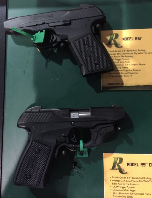 Re-released Remington R51