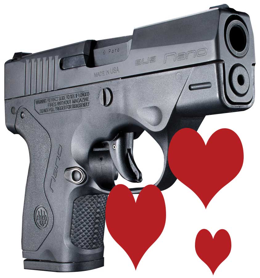 Top 5 Guns For Valentines Day For The Gun Loving Woman In