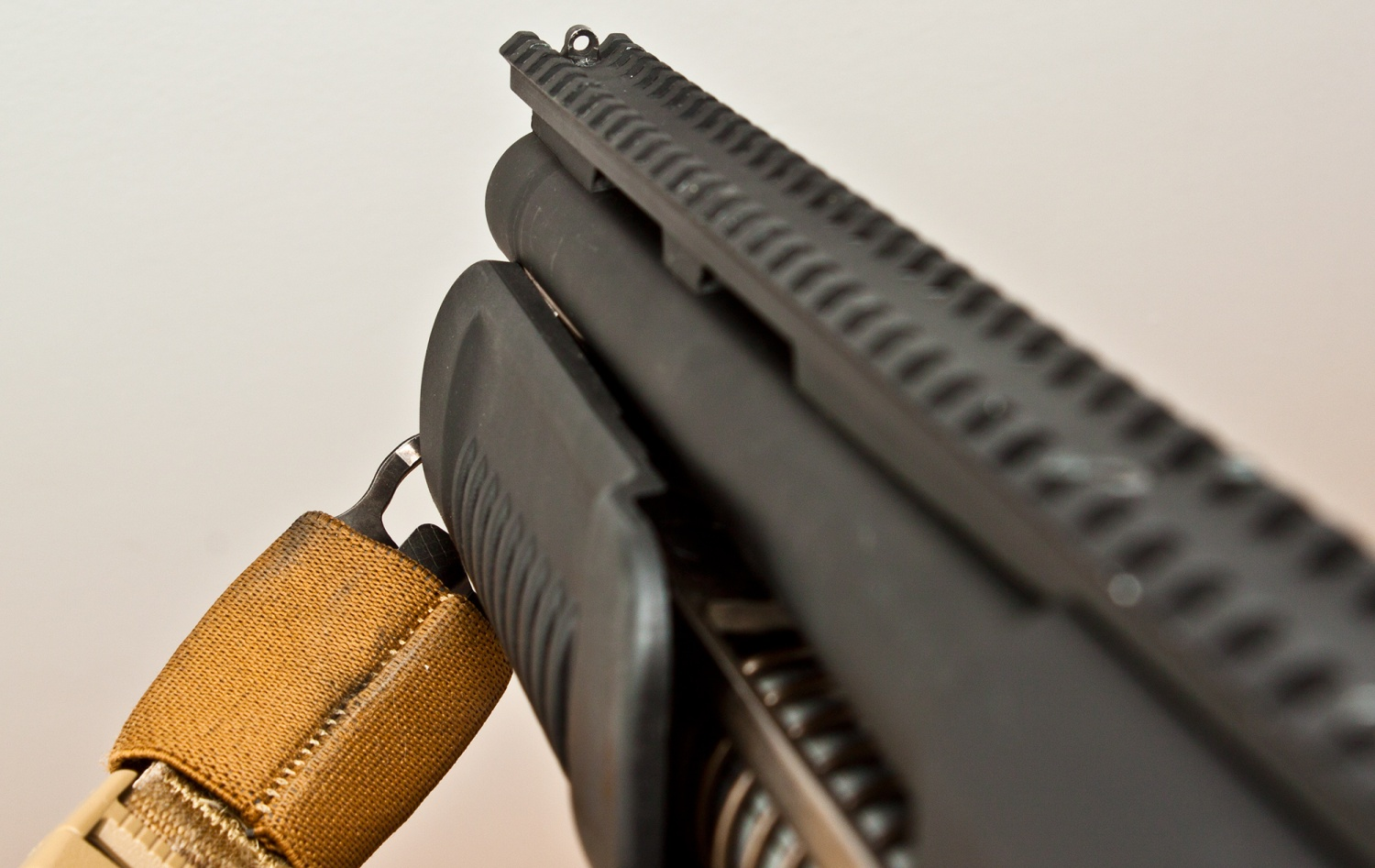 The SAP-6 Front SIght and Sling Mount