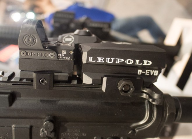 laupold delta scope-4