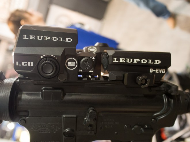 laupold delta scope-5