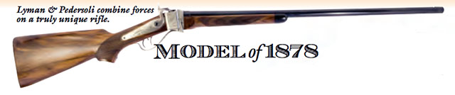 lyman rifle