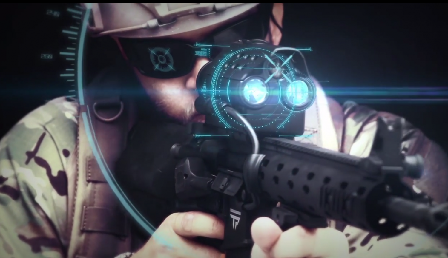 The Future Of Electronic Gunsights The Firearm Blog