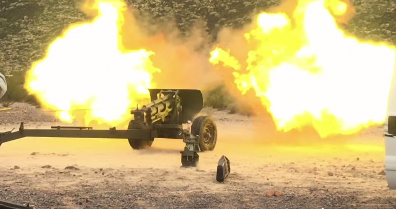 Forgotten Weapons And The T124e2 At Gun The Firearm