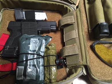 Pistol Case with ITS