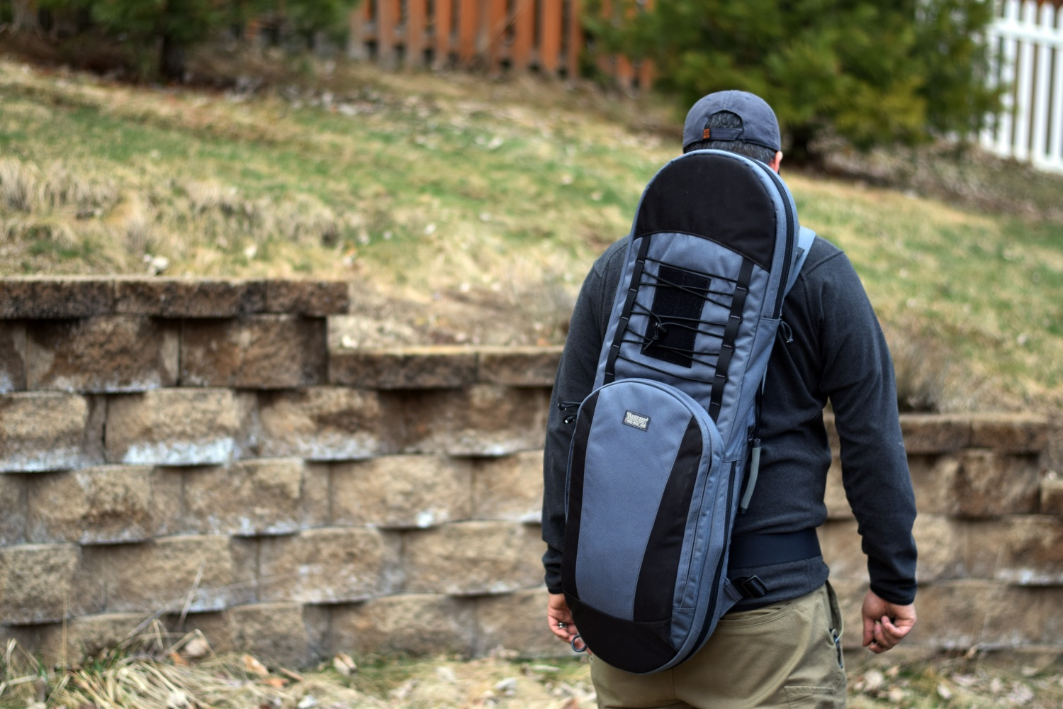 Gear Review Vanquest Rackit 36 Covert Rifle Bag The