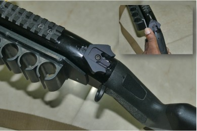Enhanced Mossberg Safety