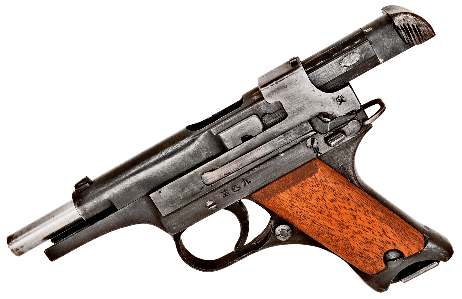"A look inside the ""worst military pistol ever made"" - The ..."