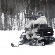 Snowmobile operators