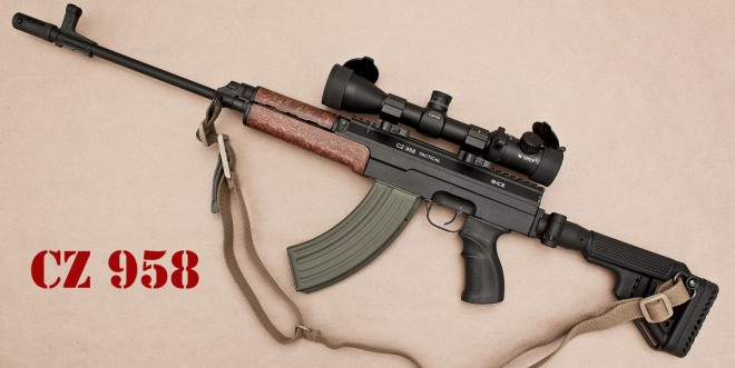 Cz958 Review: Bringing the Cold War into the 21st CenturyThe