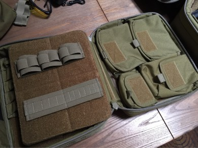 Pistol Case (shallow side)