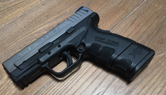 Springfield's XD(s) Single-Stack .45 for Concealed Carry Spotted ...