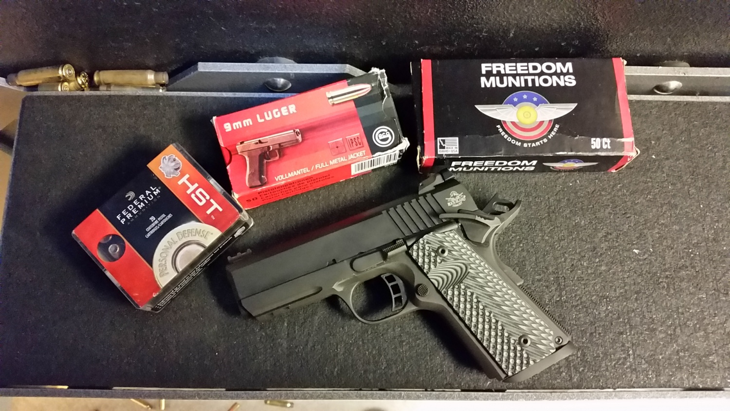Review: Rock Island Armory TAC Ultra CS 1911's ( 45 & 9mm