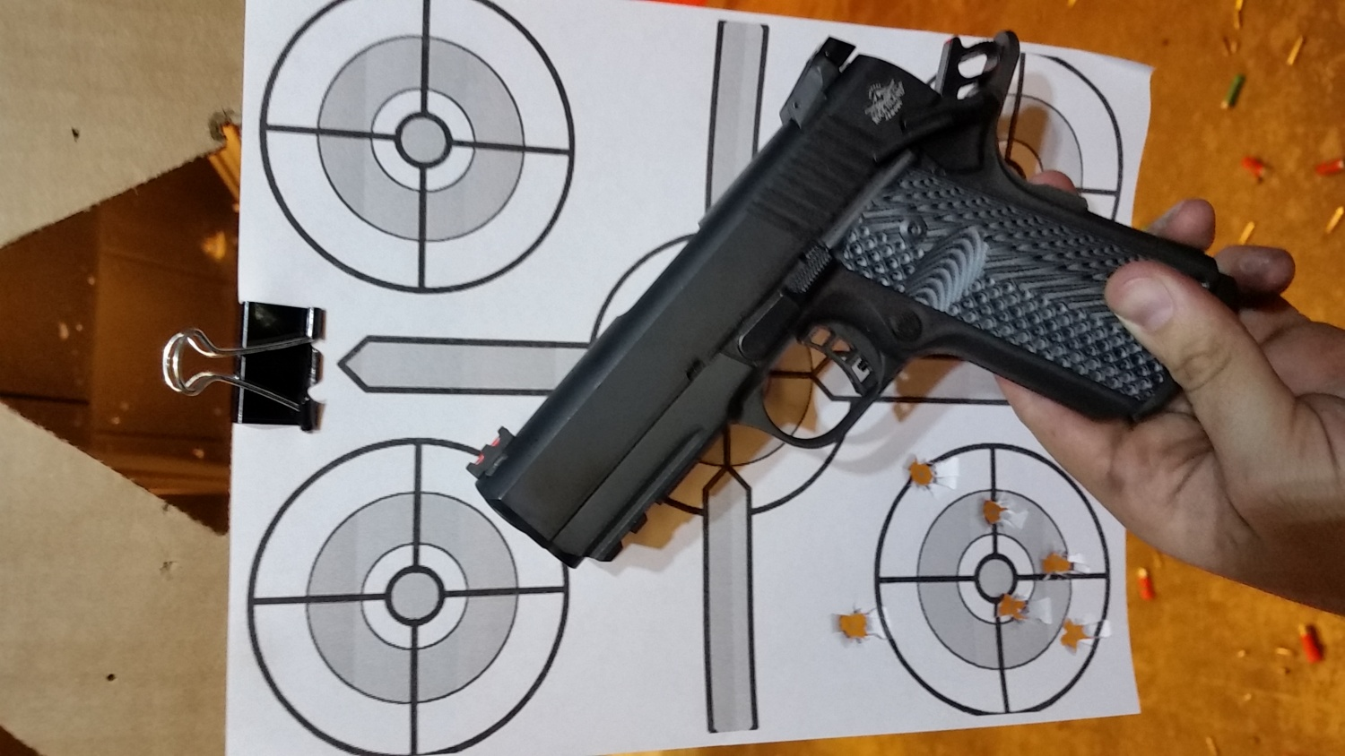 Review: Rock Island Armory TAC Ultra CS 1911's ( 45 & 9mm) -The
