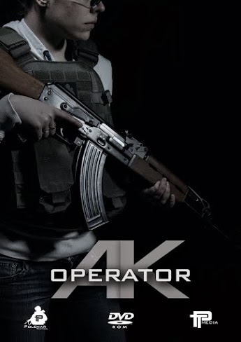 AK Operator DVD Test Front Cover - Manca 4