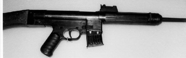 Prototype of the Gerat 06H, what would later become the StG 45