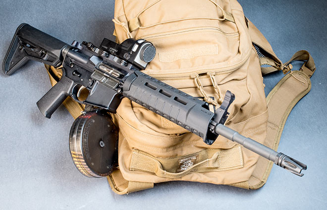 Best Paint For Rifle Front Sight