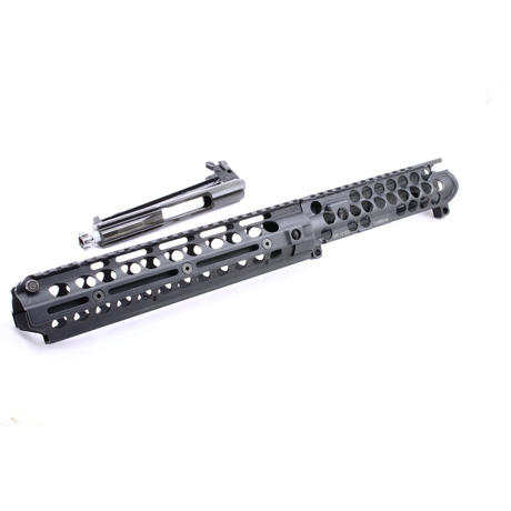 Skeletonized AR Upper Receiver rail