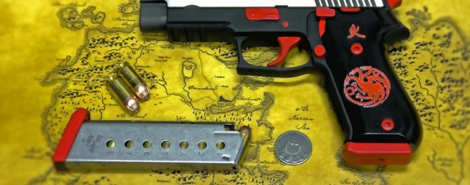 a game of thrones gun