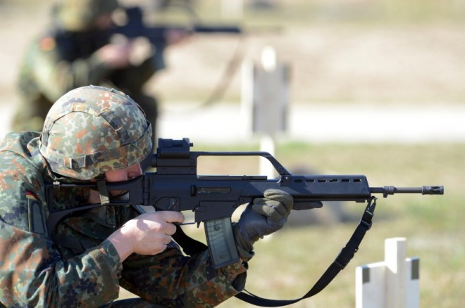 The G36 Controversy Intensifies -The Firearm Blog