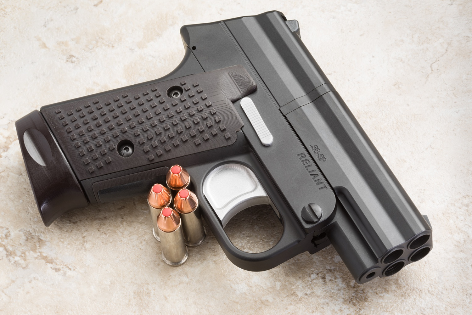 Signal 9 Defense Reliant Pistol At The Nra 2015 National