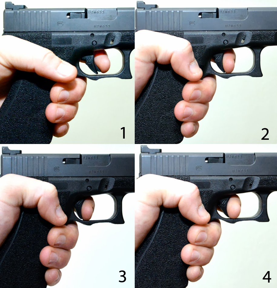 The Importance Of Trigger Reset And Reset Under Recoil