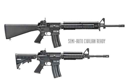Fn Announces Fn 15 Military Collector Series The Firearm Blog