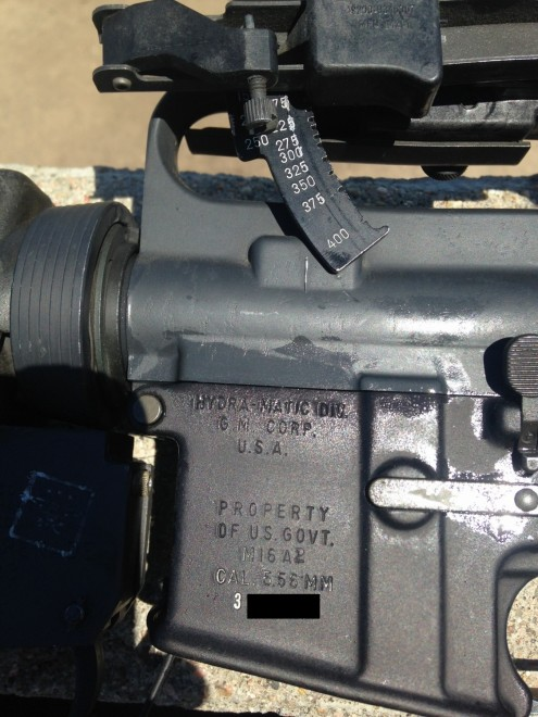 POTD: A General Motors M16 Still in Military Service -The