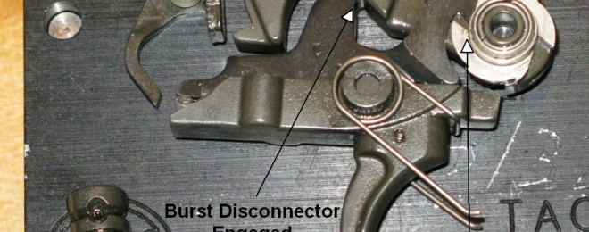 M16BurstDisconnector