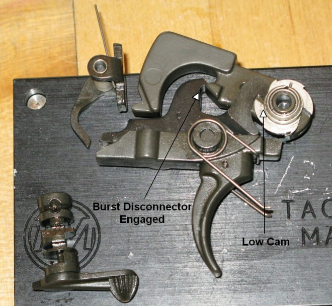 How the M-16 3-Round Burst Works -The Firearm Blog
