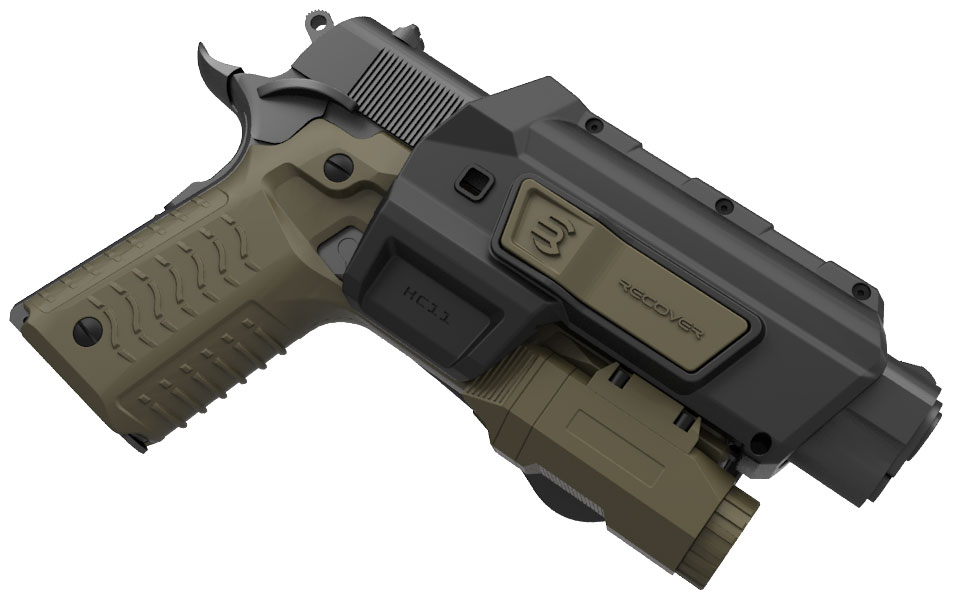Recover Tactical Hc11 1911 Holster The Firearm Blog