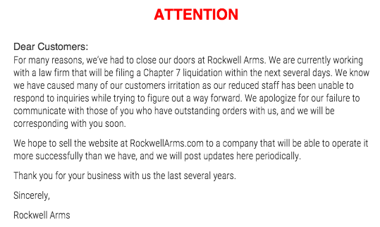 Rockwell Arms