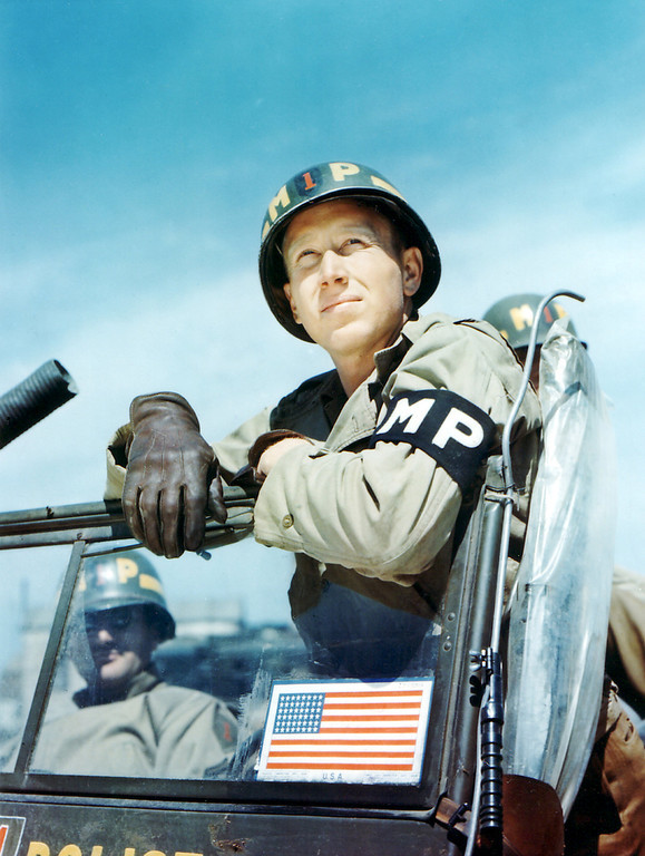 D-Day +71 Years, The Invasion In Color -The Firearm Blog