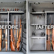 GSS Before & After Gun Safe media kit