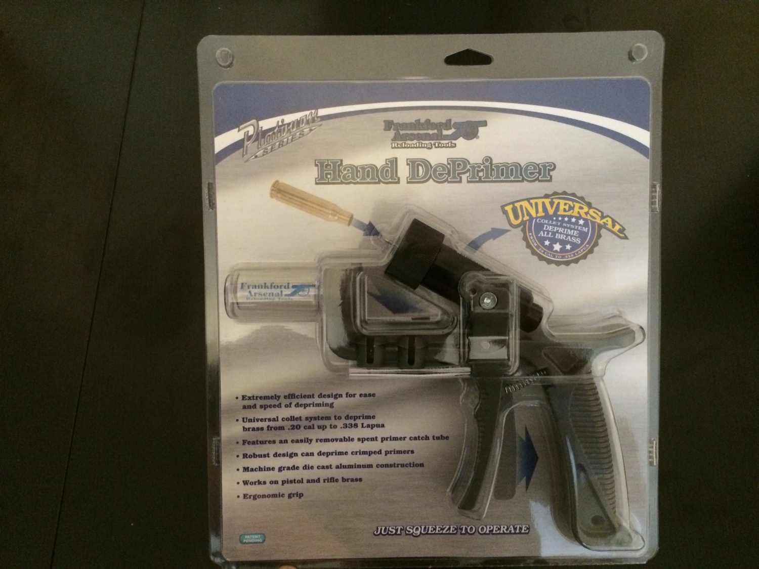 Review: Frankford Arsenal Hand Depriming Tool The Firearm Blog