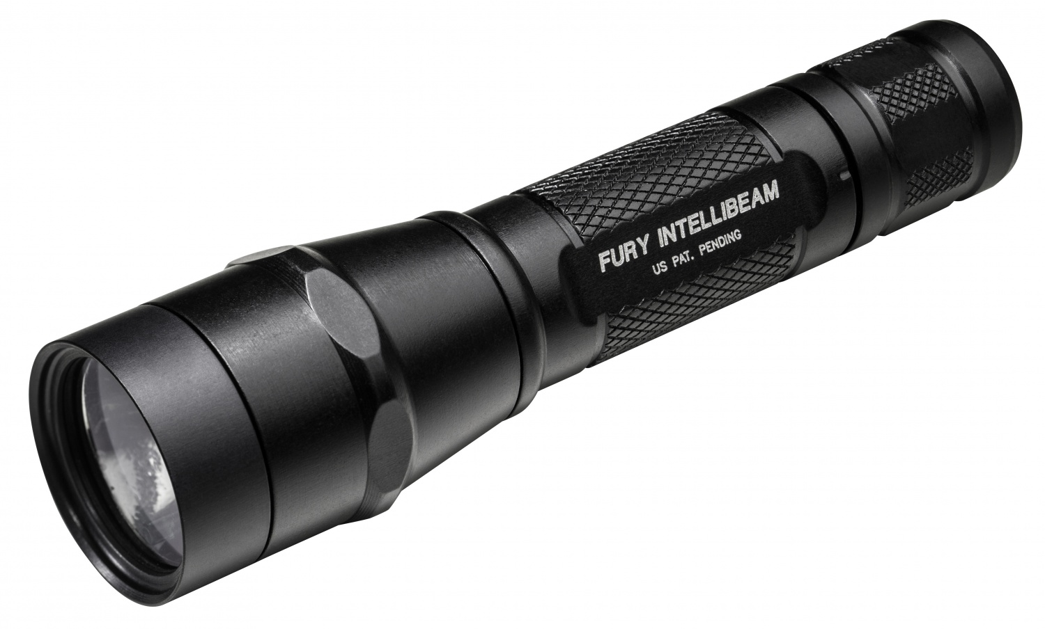 Ambient Light Sensor >> SureFire Unveils Auto-Adjusting Flashlight: The New Fury with IntelliBeam Technology -The ...