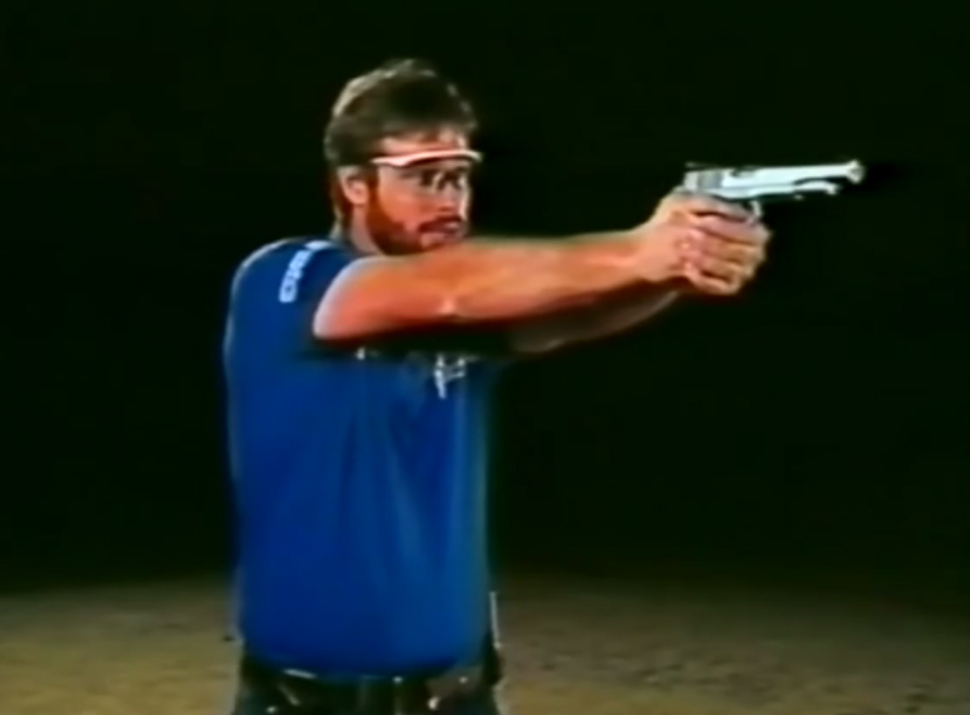 how to become a grandmaster pistol shooter