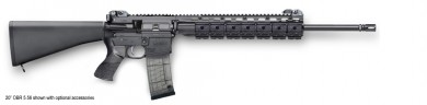 "LaRue Tactical's image of a stock 20"" OBR 5.56"