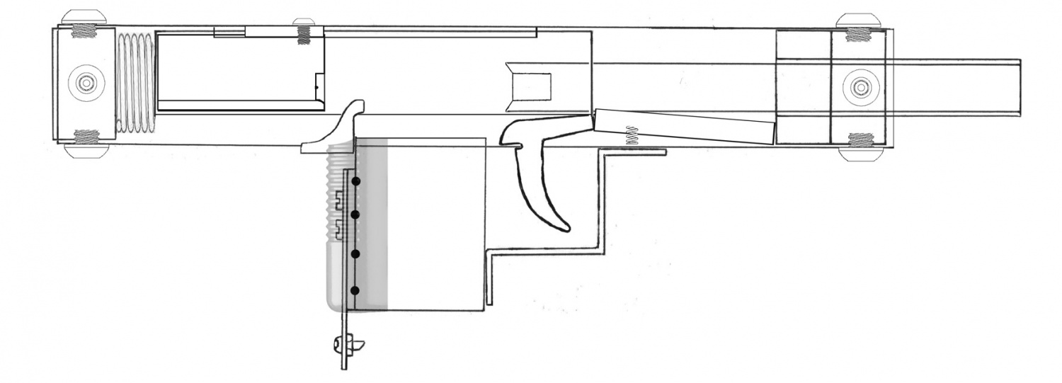 Simple And Compact Low Cost Diy Submachine Gun Prototype