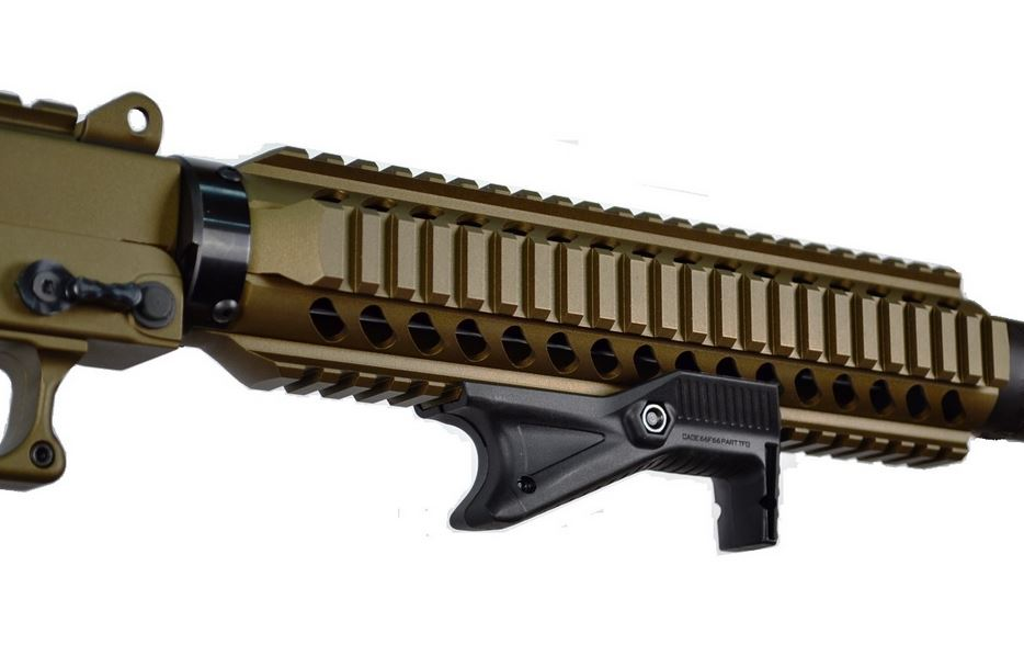 MasterPiece Arms Releases New Glock 9mm Carbine -The Firearm