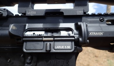 Note flared receiver/RIS interface