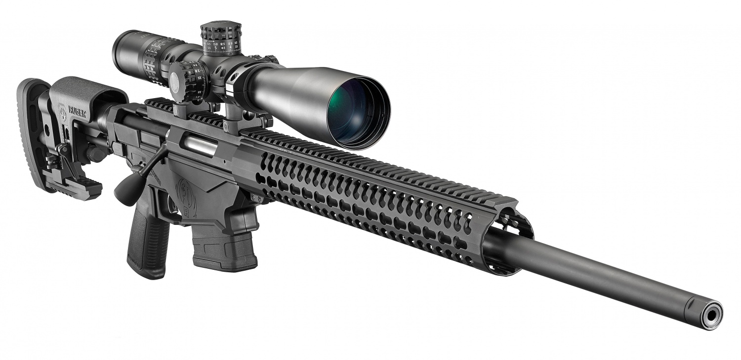 ruger precision rifle high end almost ar the firearm blog