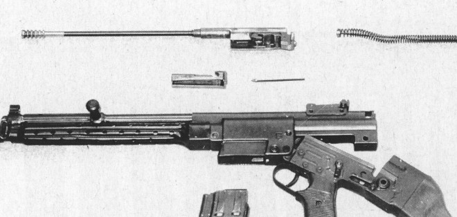 Unknown Post-War StG-44 Derivative