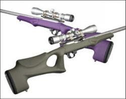 New Tactical Thumbhole Rifle Stock From Hogue -The Firearm Blog