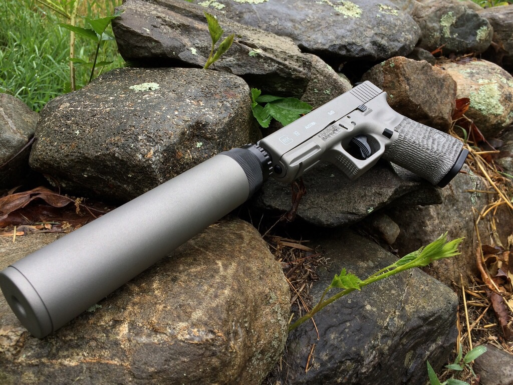 Weekend Photo: Building a suppressor legally - The Firearm ...