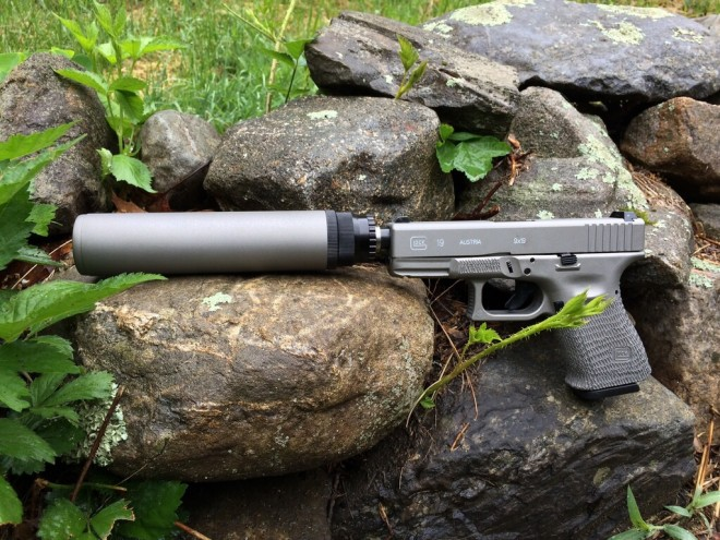 Weekend Photo: Building a suppressor legally -The Firearm Blog