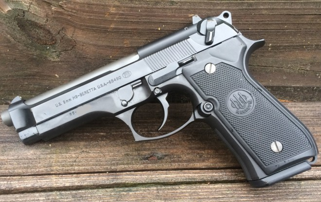 20 years with the m9 beretta the firearm blog