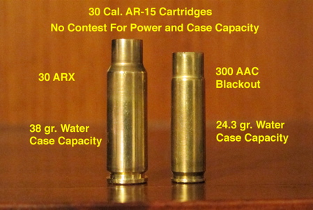 A Wildcat Cartride I like:  30 ARX -The Firearm Blog