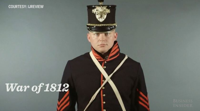 Video History of US Army Uniforms - The Firearm BlogThe ...