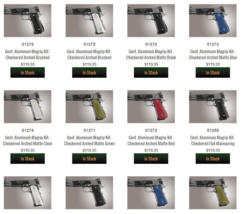 Looks Grippy - Hogue Releases G10